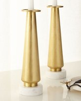 Michael Aram Dogwood Candleholders, Set of 2