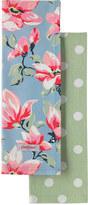 Cath Kidston Magnolia Set of Two Tea Towels