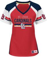 Majestic Women's St. Louis Cardinals Draft Me T-Shirt