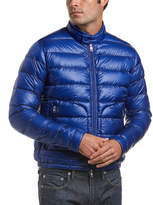 Moncler Acorus Quilted Down Bomber Jacket