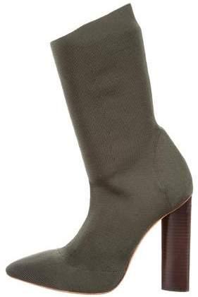 Yeezy Season 2 Knit Ankle Boot