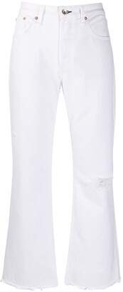 Rag & Bone Straight-Leg Jeans