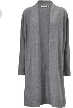 Masai Clothing Company - Lempi Grey Cardigan - XS (10-12) | wool | grey - Grey/Grey