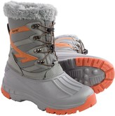 Hi-Tec Avalanche Jr. Winter Pac Boots - Waterproof, Insulated (For Big Boys)