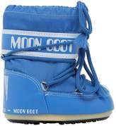 Moon Boot Nylon Canvas Snow Boots