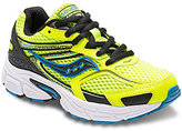 Saucony Boy's Cohesion 9 Running Mesh Lace-Up Shoe