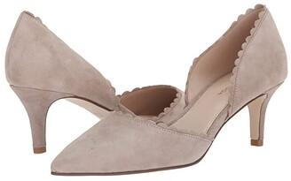Pelle Moda Kenny (Black Suede) Women's Shoes