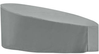 Modway Immerse Taiji Sojourn Summon Daybed Outdoor Patio Furniture Cover - N/A