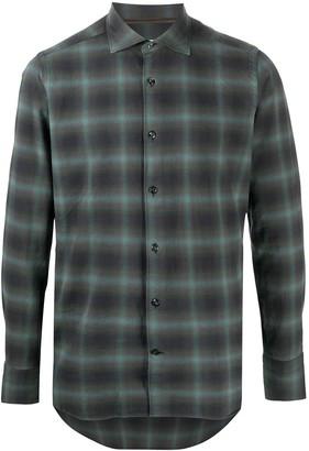 Tintoria Mattei Plaid Classic Shirt