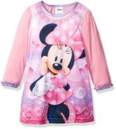 "Disney Minnie Mouse Little Girls' Toddler ""Glittering Lace"" Nightgown"