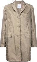 Aspesi long jacket - women - Polyamide - XL