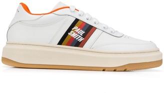 Paul Smith Logo Stripe 30mm Low-Top Sneakers