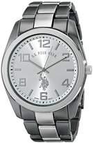 U.S. Polo Assn. Classic Men's USC80290 Two-Tone Bracelet Watch