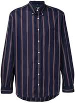 Gitman Pre-Owned striped shirt