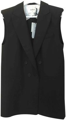 BA&SH Spring Summer 2020 Black Polyester Jackets