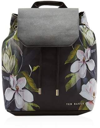 Ted Baker Trindy Opal-Print Backpack