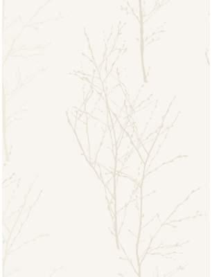 John Lewis & Partners Birch Wallpaper