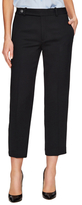 Helmut Lang Cropped Double Pant