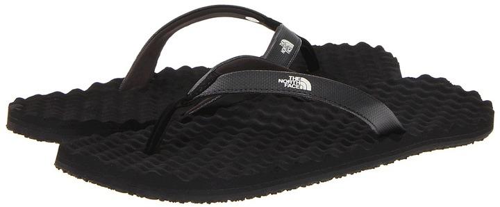 The North Face Base Camp Slim (TNF Black/TNF Black) - Footwear