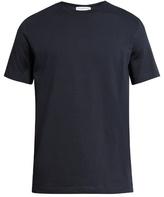Balenciaga Branded-collar oversized T shirt