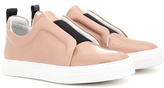 Pierre Hardy Slider Leather Sneakers
