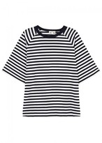 Demy Lee Elly Striped Cotton T-shirt