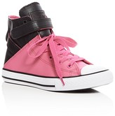 Converse Girls' Chuck Taylor All Star Brea High Top Sneakers - Toddler, Little Kid
