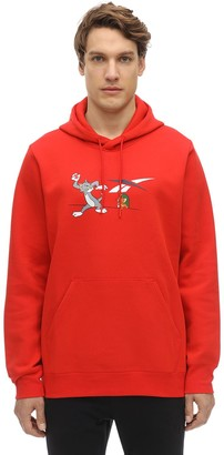 Reebok Classics Tom & Jerry Cotton Sweatshirt Hoodie