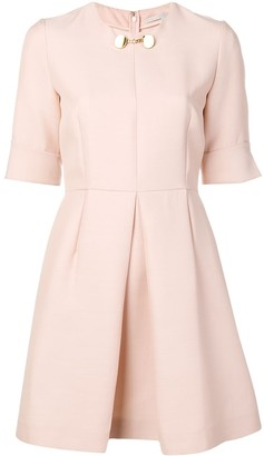 Stella McCartney Box Pleat Dress