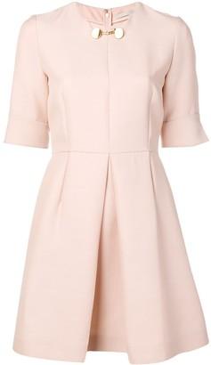 Stella McCartney box pleat dress