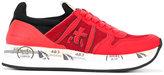 Premiata Liz Var sneakers - women - Leather/Polyester/rubber - 41
