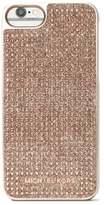Michael Kors Electronic Novelty Silver Jewel iPhone 7 Case
