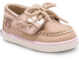 Sperry Bluefish Girls' Crib Shoes