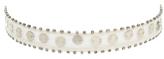 Chan Luu Chiffon Coin Choker Necklace