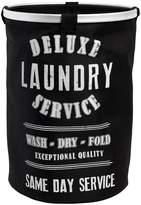 Sabichi Foldable Jute Laundry Basket