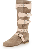 Vivienne Westwood Pirate Boot Cement Size UK 11