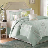Athena Madison Park 7-pc. Jacquard Comforter Set