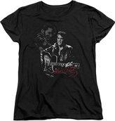 Elvis Presley Elvis - Show Stopper Womens T-Shirt In