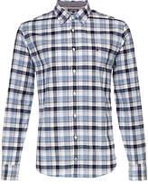 Tommy Hilfiger Jude Check Print Shirt, Blue