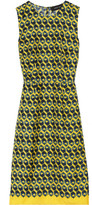 Derek Lam Printed silk dress