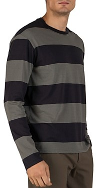 ATM Anthony Thomas Melillo Rugby Striped Long-Sleeve Tee