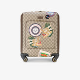 Gucci Courier GG Supreme carry-on