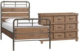 Pottery Barn Kids Bed, Mattress & Dresser Set