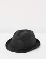 Scotch & Soda Raffia Beach Hat