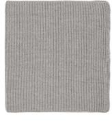 Hyke Grey Wool Neck Warmer