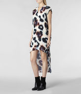 AllSaints Echo Novah Dress