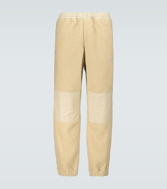MONCLER GENIUS 2 MONCLER 1952 Sportivo fleece pants