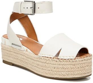 Franco Sarto Lexie Platform Espadrille Sandal