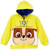 Freeze Yellow Rubble Zip-Hoodie - Toddler