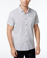 Kenneth Cole Reaction Men's Fish-Print Shirt